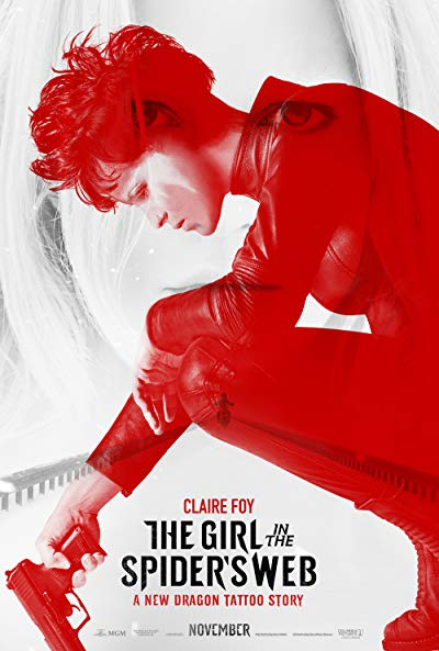The Girl in the Spiders Web 2018 2160p UHD BluRay REMUX HDR HEVC Atmos-EPSiLON