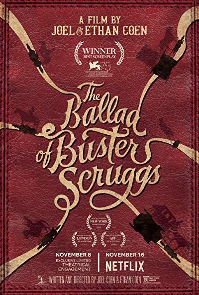 The Ballad of Buster Scruggs 2018 1080p NF WEB-DL DD5.1 H264-CMRG