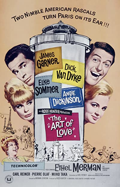 The Art of Love 1965 1080p BluRay AAC x264-HANDJOB