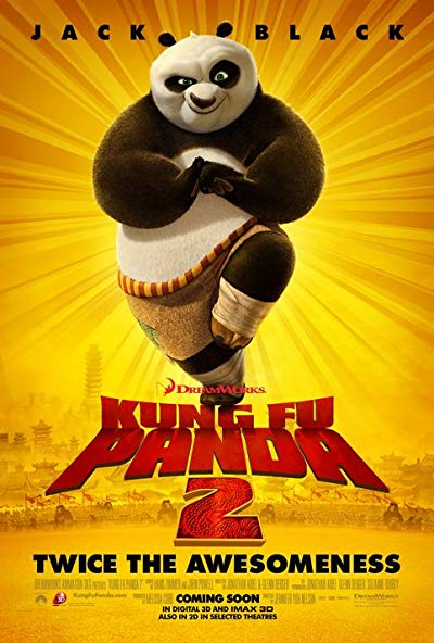 Kung Fu Panda 2 2011 3D MULTi 1080p BluRay DD5.1 x264-THREESOME