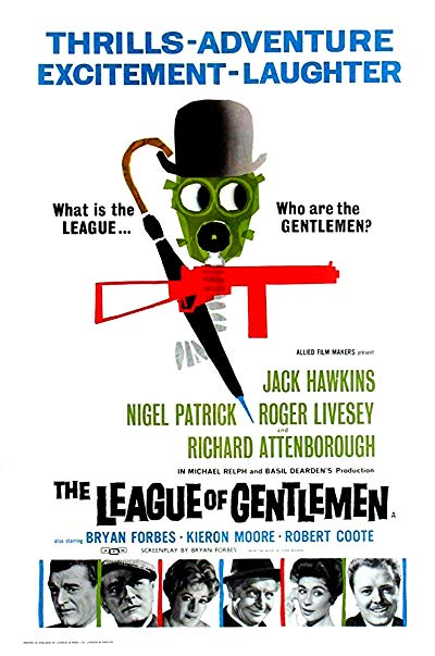 The League of Gentlemen 1960 720p BluRay FLAC x264-GHOULS