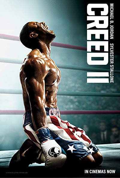 Creed II 2018 720p BluRay DTS x264-GECKOS