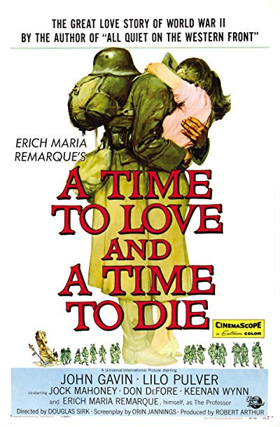 A Time to Love and a Time to Die 1958 BluRay REMUX 1080p AVC DTS-HD MA 1.0 - KRaLiMaRKo