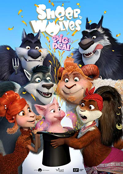 Sheep and Wolves 2 The Pig Deal 3D 2019 DUBBED 1080p BluRay DTS x264-GUACAMOLE