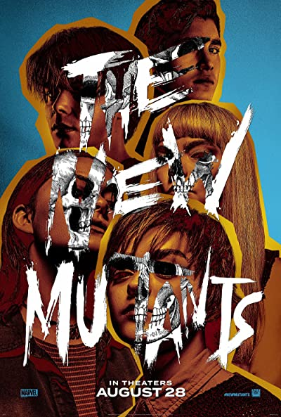 The New Mutants 2020 720p BluRay DTS x264-EVO