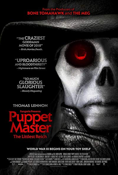 Puppet Master The Littlest Reich 2018 1080p BluRay DD5.1 x264-SillyBird