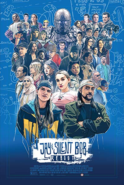 Jay and Silent Bob Reboot 2019 720p BluRay DTS x264-AAA