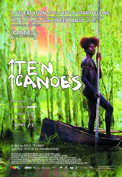 Ten Canoes 2006 PROPER 1080p BluRay FLAC x264-REGRET