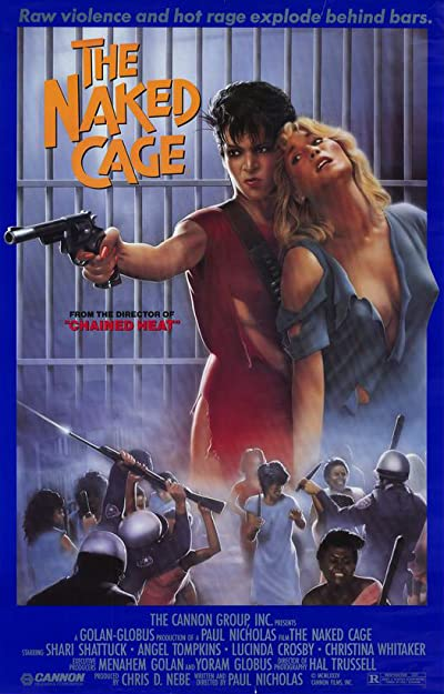 The Naked Cage 1986 720p BluRay FLAC x264-GUACAMOLE
