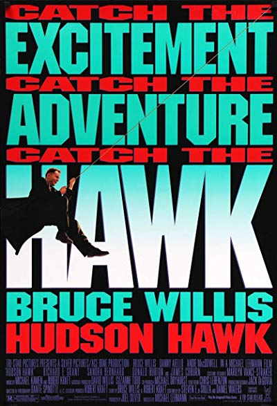 Hudson Hawk 1991 1080p BluRay DTS x264-PSYCHD