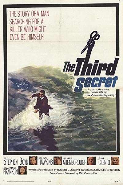 The Third Secret 1964 720p BluRay DD1.0 x264-GHOULS