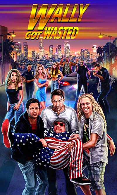 Wally got Wasted 2019 AMZN 1080p WEB-DL DD2.0 H264-CMRG