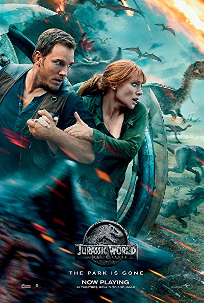 Jurassic World Fallen Kingdom 2018 2160p UHD BluRay DTS-X 7.1 x265-TERMiNAL