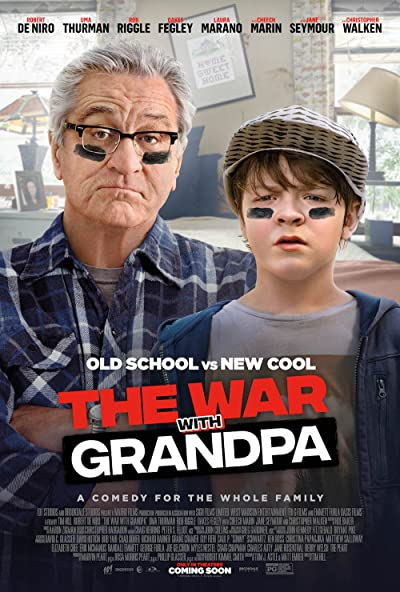 The War with Grandpa 2020 BluRay REMUX 1080p AVC DTS-HD MA 5.1-iFT
