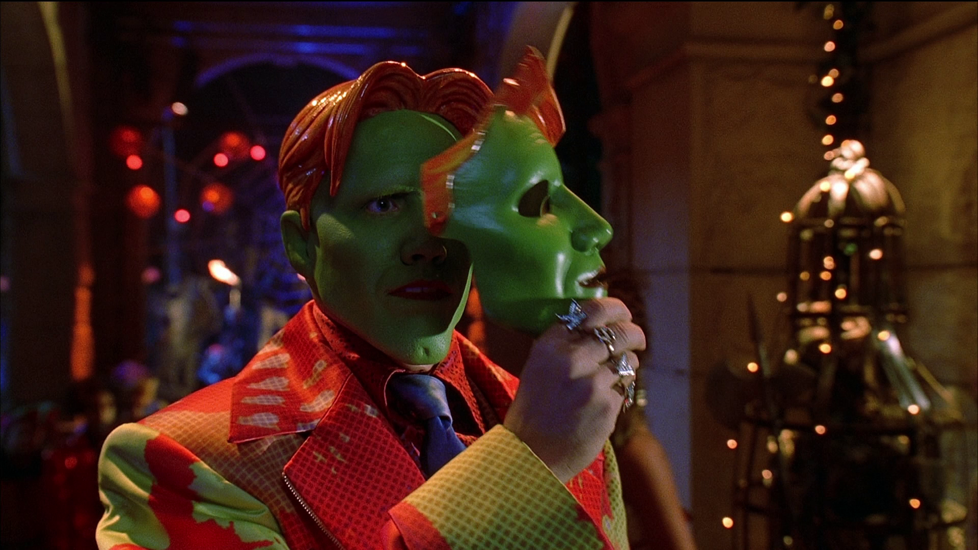 Son of the Mask 2005 BluRay REMUX 1080p AVC DTS-HD MA 5.1 - KRaLiMaRKo