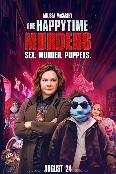 The Happytime Murders 2018 BluRay REMUX 1080p AVC DTS-HD MA 5.1-iFT