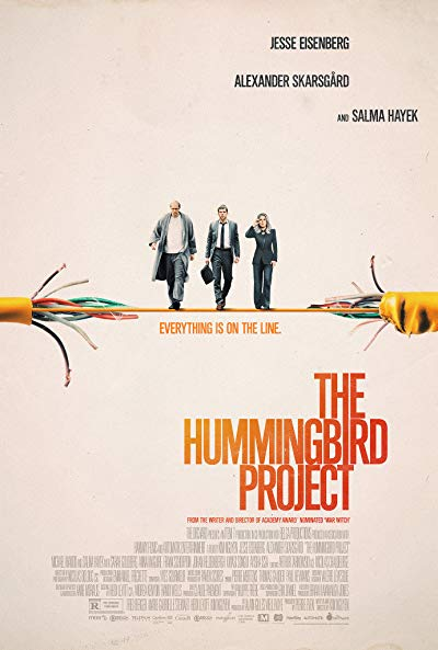 The Hummingbird Project 2018 BluRay REMUX 1080p AVC DTS-HD MA 5.1-EPSiLON