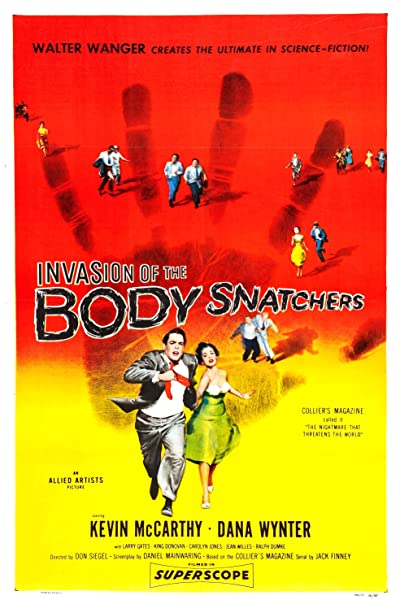 Invasion of the Body Snatchers 1956 1080p BluRay DTS x264-AMIABLE