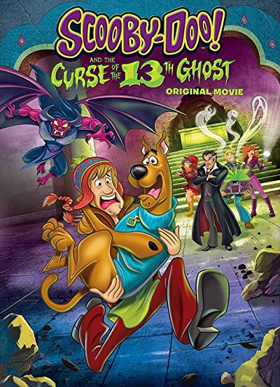 Scooby Doo and the Curse of the 13th Ghost 2019 1080p WEB-DL DD5.1 H264-CMRG