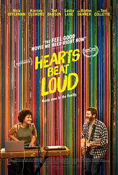 Hearts Beat Loud 2018 1080p WEB-DL DD5.1 H264-EVO