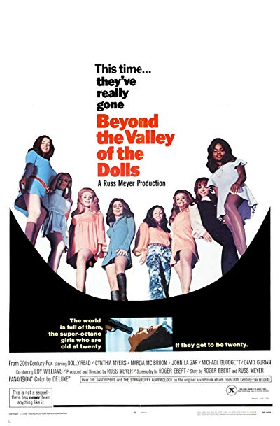 Beyond the Valley of the Dolls 1970 BluRay REMUX 1080p AVC DTS-HD MA 1.0 - KRaLiMaRKo
