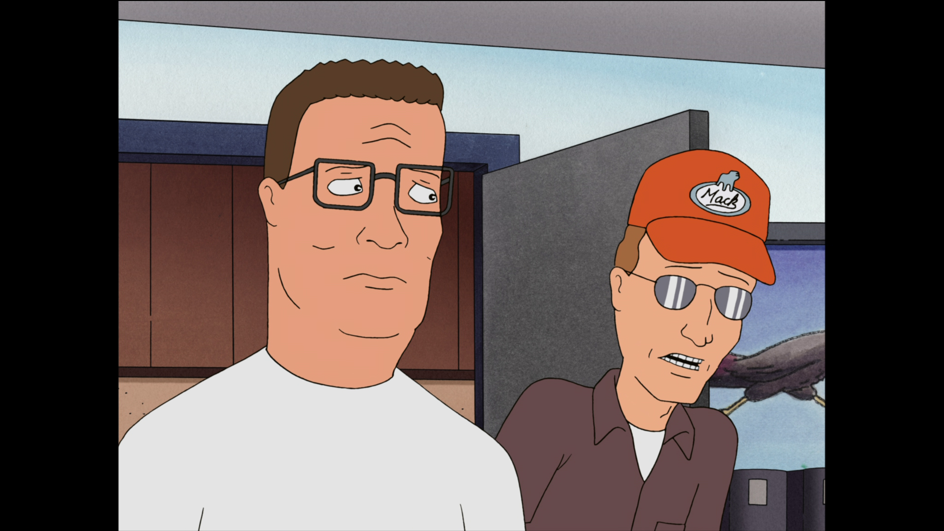 King of the Hill S13E02 BluRay REMUX 1080p AVC DTS-HD MA 5.1 - KRaLiMaRKo