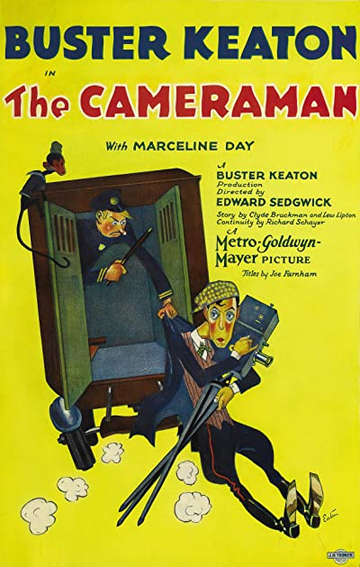 The Cameraman 1928 720p BluRay FLAC x264-AMIABLE