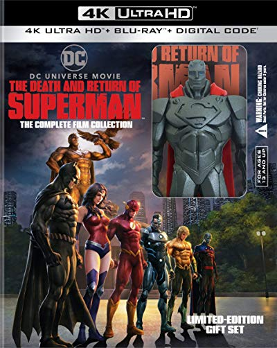The Death and Return of Superman 2019 720p BluRay DTS x264-GETiT