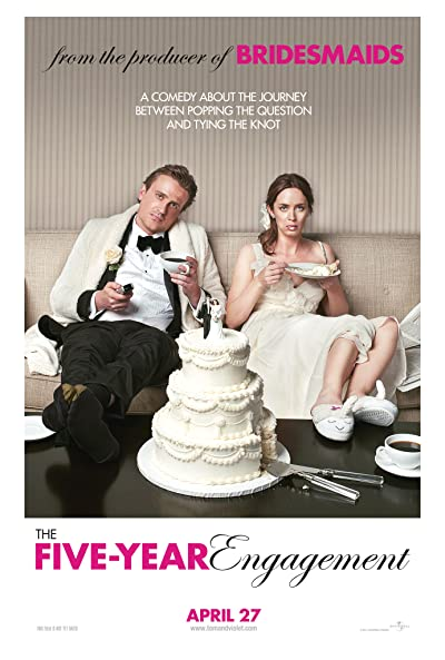 The Five-Year Engagement 2012 UNRATED 1080p BluRay DTS x264-AMIABLE