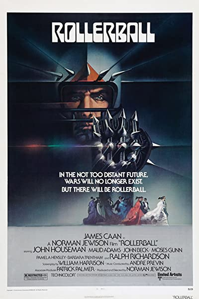 Rollerball 1975 1080p UHD BluRay DD5.1 HDR x265-DON