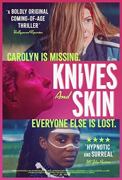Knives And Skin 2019 720p BluRay DD5.1 x264-RedBlade