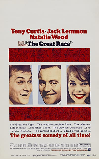 The Great Race 1965 REPACK 1080p BluRay DTS x264-AMIABLE