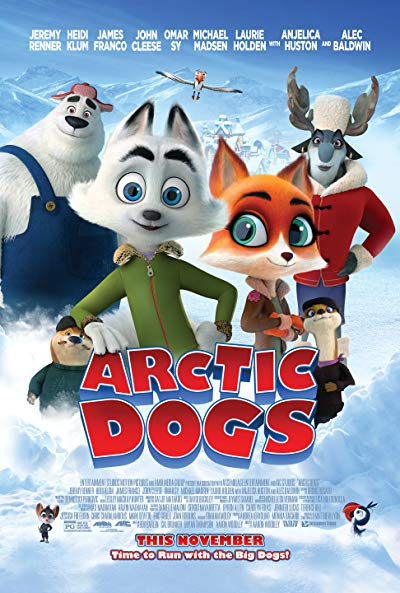 Arctic Dogs 2019 1080p BluRay DTS x264-YOL0W