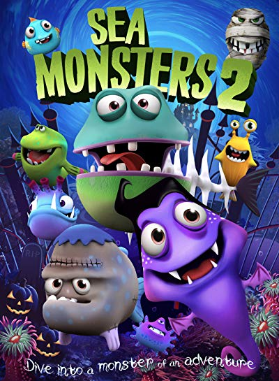 Sea Monsters 2018 1080p WEB-DL DD2.0 H264-EVO