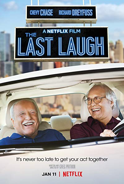 The Last Laugh 2018 1080p NF WEB-DL DD5.1 H264-CMRG