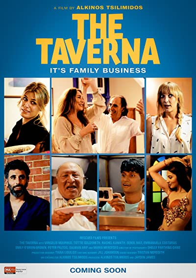 The Taverna 2020 1080p WEB-DL DD5.1 H264-EVO