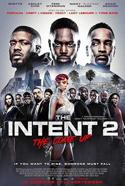 The Intent 2 The Come Up 2018 1080p WEB-DL DD5.1 H264-EVO