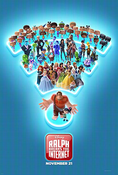 Ralph Breaks the Internet 2018 720p BluRay DTS x264-SPARKS