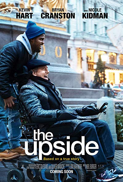 The Upside 2017 1080p BluRay DD5.1 x264-E1