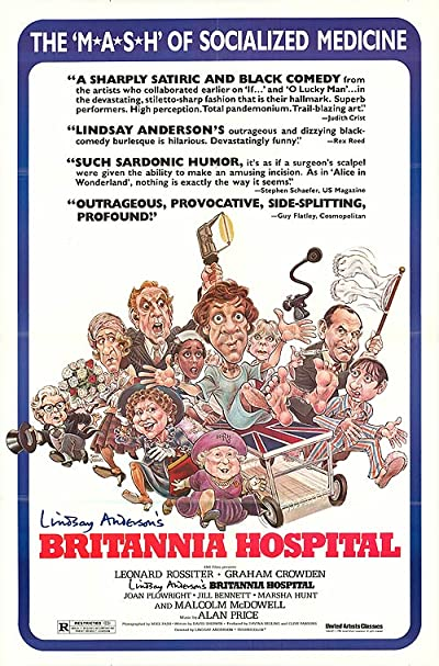 Britannia Hospital 1982 720p BluRay FLAC x264-SPOOKS