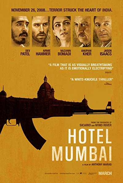 Hotel Mumbai 2018 1080p BluRay DD5.1 x264-DON