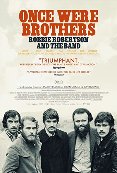 Once Were Brothers Robbie Robertson and the Band 720p BluRay DD5.1 x264-YOL0W
