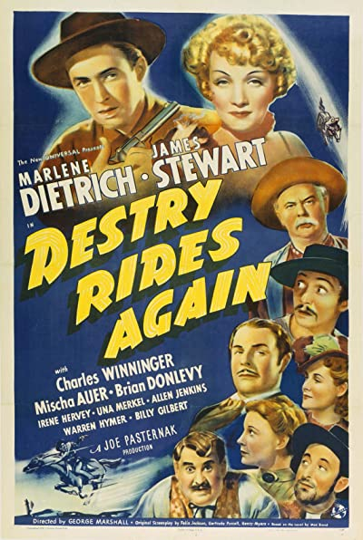 Destry Rides Again 1939 REMASTERED 1080p BluRay FLAC x264-AMIABLE