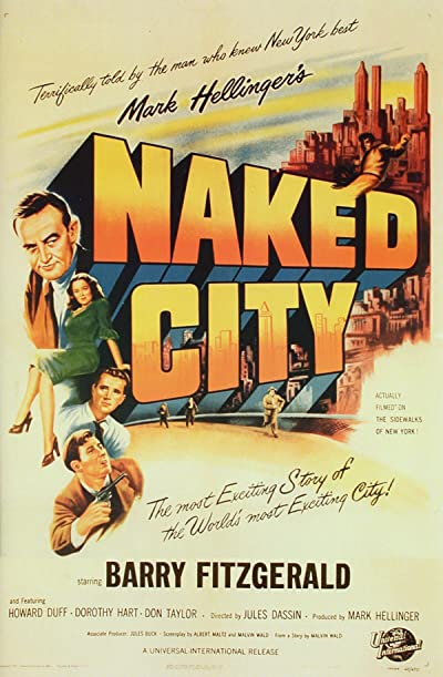 The Naked City 1948 REMASTERED 1080p BluRay FLAC x264-USURY