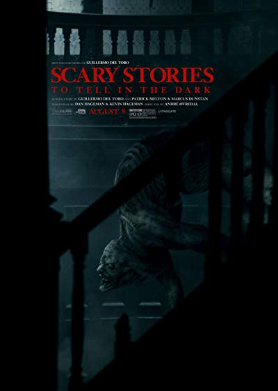 Scary Stories to Tell in the Dark 2019 1080p UHD BluRay DD5.1 HDR x265-Gyroscope
