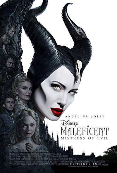 Maleficent Mistress of Evil 2019 3D 1080p BluRay DTS x264-GUACAMOLE