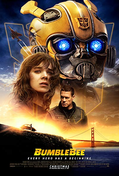 Bumblebee 2018 1080p UHD BluRay DDP7.1 x264-LoRD