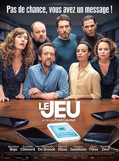 Le Jeu 2018 BluRay 1080p DTS x264-CHD