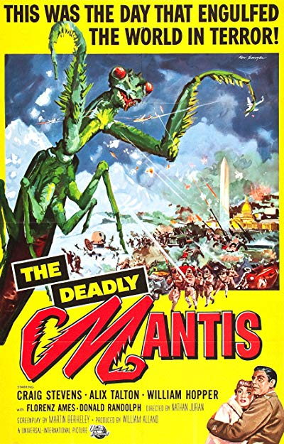 The Deadly Mantis 1957 720p BluRay DTS x264-PSYCHD