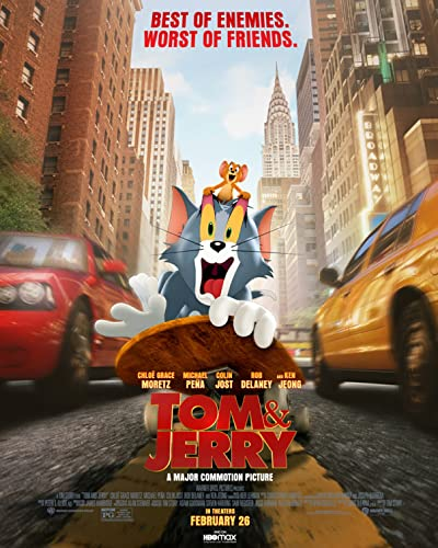 Tom and Jerry 2021 1080p WEB-DL DDP5.1 H264-NAISU
